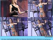 Brooke Burns hot sexy pics