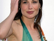 Claire Forlani Tanning Topless