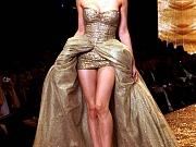Laetitia Casta Shows Sexy Legs