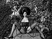Eva Mendes showing her big tits