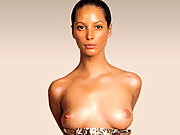 Supermodel Christy Turlington naked and topless photos