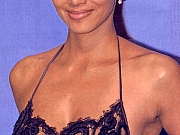Halle Berry showing her big tits