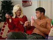 Britney Amber holiday fucking
