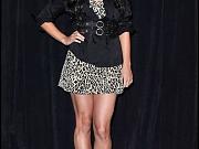 Vanessa Hudgens showing sexy legs