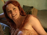 Lucy Lawless showing her nice tits