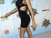 Vida Guerra showing her nice tits