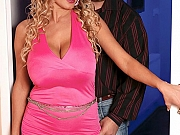 Sharon Pink gets big tits fucked