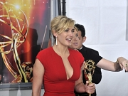 Kate Winslet showing side boob