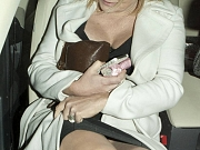 Jennifer Coolidge upskirt pictures