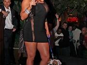 Nicole Coco Austin shows big boobs