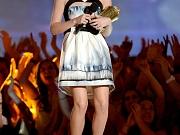 Emma Watson leggy & cleavy in LA
