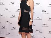 Olivia Wilde in sexy black dress