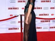 Gwyneth Paltrow pantyless in LA