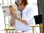 Molly Ringwald upskirt at the event