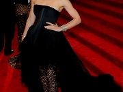 Jessica Biel cleavy in black dress