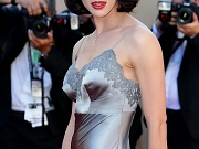 Asia Argento busty showing cleavage