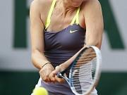 Maria Sharapova flashing her panty