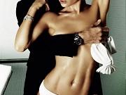 Doutzen Kroes topless & c-thru pics