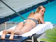 Kristin Cavallari booty in bikini