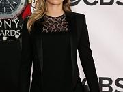 Scarlett Johansson in mini dress