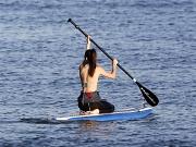 Kendall Jenner in bikini & wetsuit