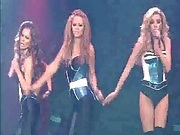 Girls Aloud - Tangled Up Tour Sexiest Compilation #1