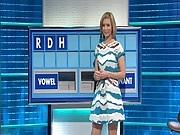 Rachel Riley - British Sex On Legs Babe