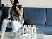 Very sexy anusha sharma sexy ass