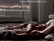 Amber Heard Nude With Two Guys in The Informers Movie
