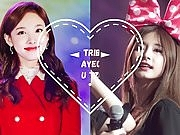 Cum Tribute Im Nayeon and Chou Tzuyu #1