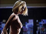Kathleen Kinmont Nude Boobs  In The Corporate Ladder Scandal