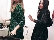Johanna & Klara Of First Aid Kit Does A Charming Dance!