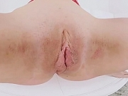 VIRTUAL TABOO - Young Cassie with Tight Body Reaching Orgasm