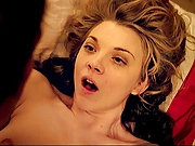 Natalie Dormer Nude Sex Scene In The Scandalous Lady W Movie