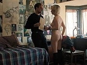 Addison Timlin Nude Scene from 'Submission'