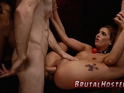 Bondage escape fail first time Two youthfull
