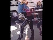 Britney Spears Sexy Tight  Rear