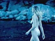 Gaia Weiss Nude Scene from 'Vikings' On ScandalPlanet.Com