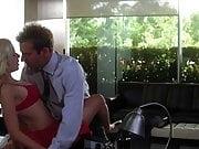 Scarlett Johansson Sexy Lingerie Scene On ScandalPlanet.Com