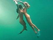 Kelly Brook & Riley Steele Nude Scene on ScandalPlanet.Com