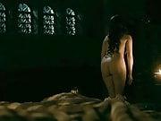Jennie Jacques Naked Scene from Vikings On ScandalPlanet.Com