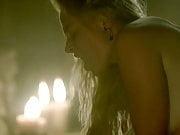 Ida Nielsen Sex Scene from 'Vikings' On ScandalPlanet.Com