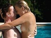 Malin Akerman Sex in Swimming Pool On ScandalPlanet.Com