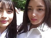 ERIKA & MARINA CUTE BIG BOOBS JAPAN