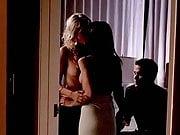 Topless Malin Akerman Threesome On ScandalPlanet.Com