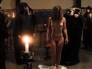 Manon Pages Nude Bush in The Demonologist- ScandalPlanet.Com