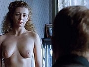Louisa Clein Nude Scene in Island at War On ScandalPlanetCom