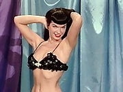 Strolling With Bettie Page
