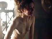 Charlotte Hope Topless Scene on ScandalPlanet.Com