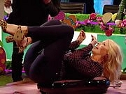 Holly Willoughby Bounces